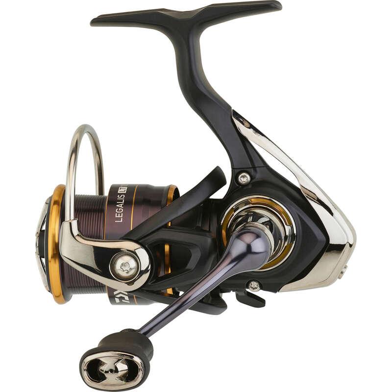 MULINETE SPINNING 1000 - 1500 Pescuit - Mulinetă LEGALIS 20 LT 1000 XH DAIWA - Pescuit la pastrav