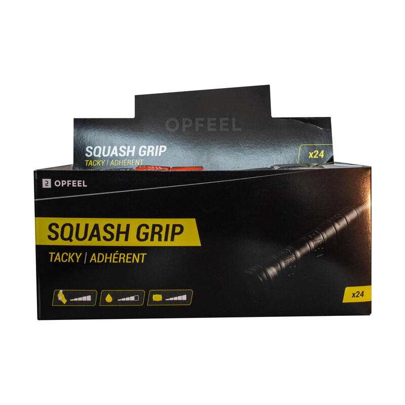 Squash Grips and Goggles