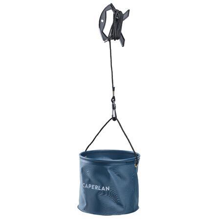 Pole Fishing Collapsible Bucket PF - F BU