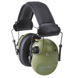 Protetor Auricular Eletrónico Antirruído Tiro/Caça Num Axes CAS1034 Verde