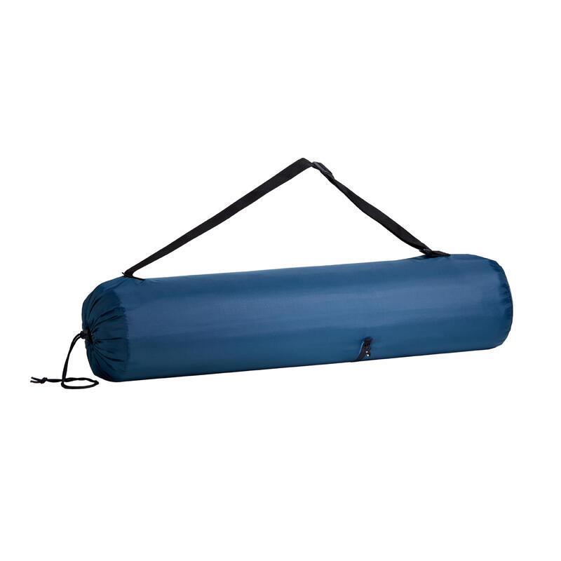 Borsa tappetino yoga blu