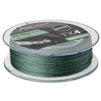 Lure fishing braid TX4 300 m - green