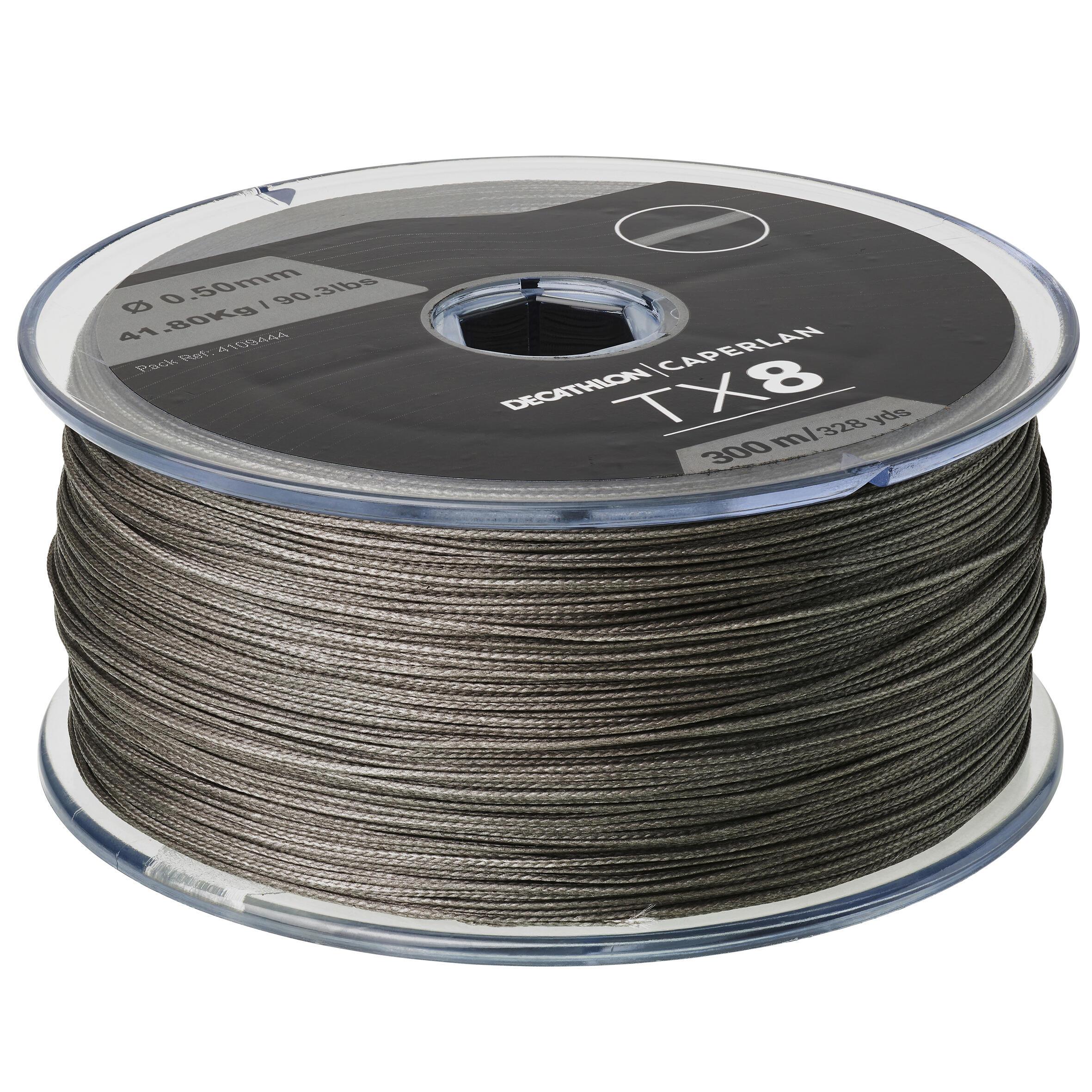 Fir textil TX8 GRI 300M 0,50 imagine produs