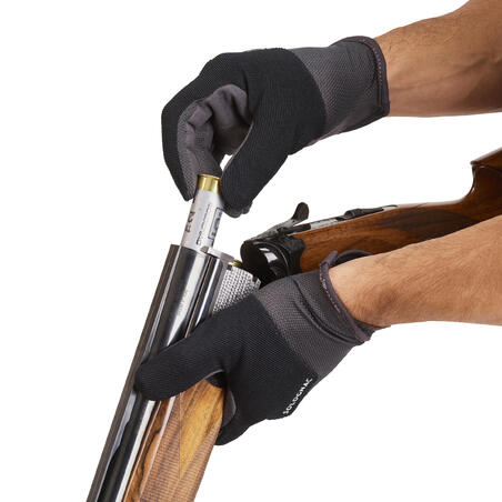 CLAY SHOOTING GLOVE BLACK
