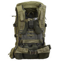 HUNTING BACKPACK BIG GAME 45 TO 90 LITRES - GREEN