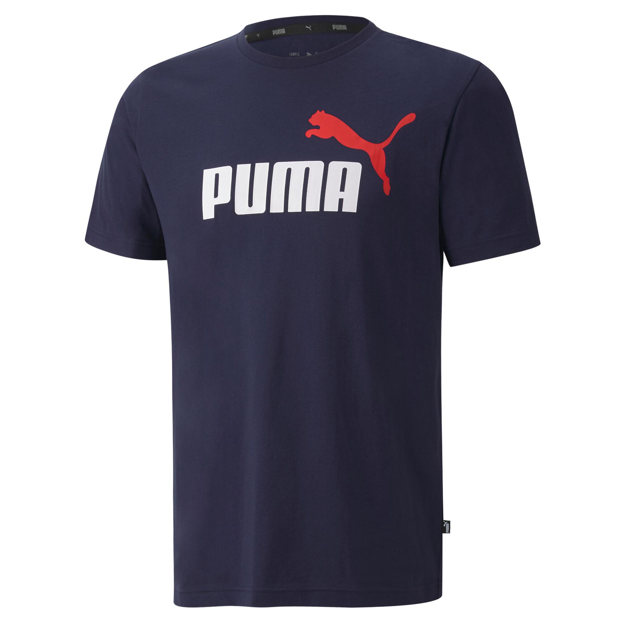T-Shirt Herren marineblau