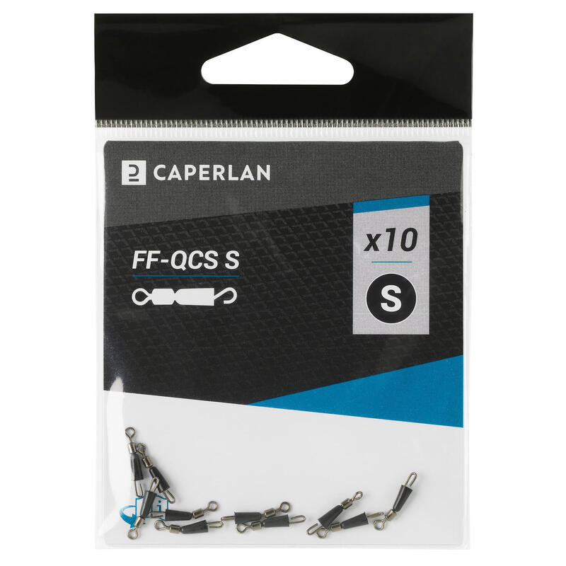 Feeder Fishing Quick Change Swivel Size S FF - QCS - S