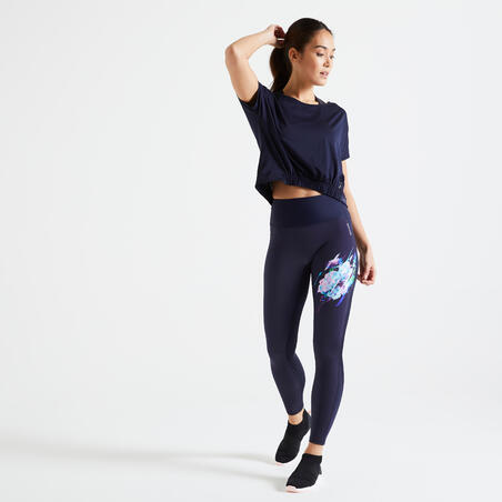 FTI 500A high-waisted shaping leggings - Women