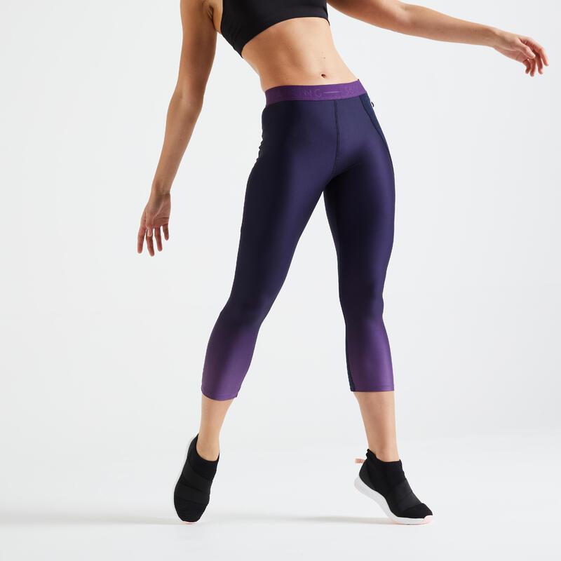 Legging court Fitness bordeaux
