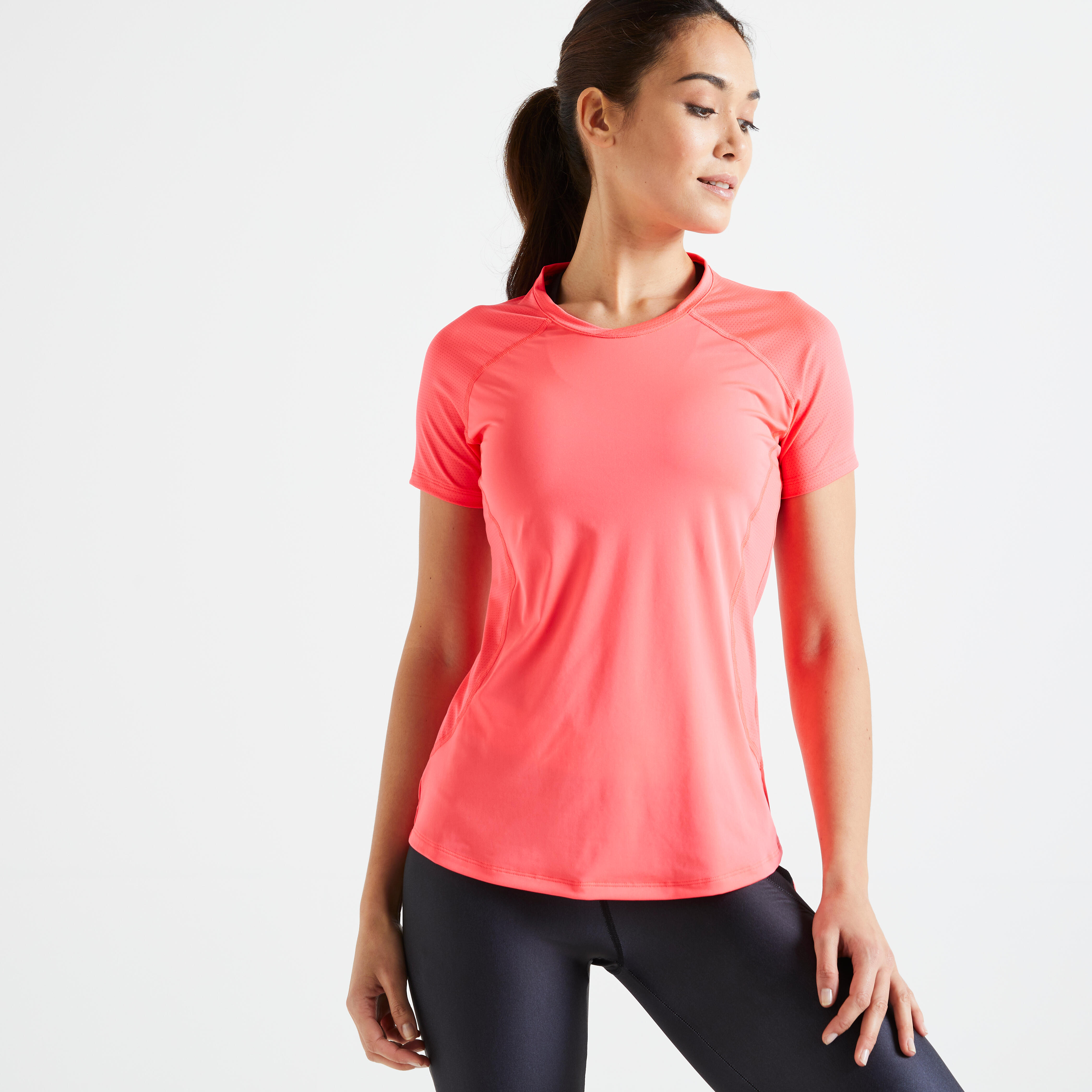 Tricou Fitness FTA521 Damă la Reducere poza