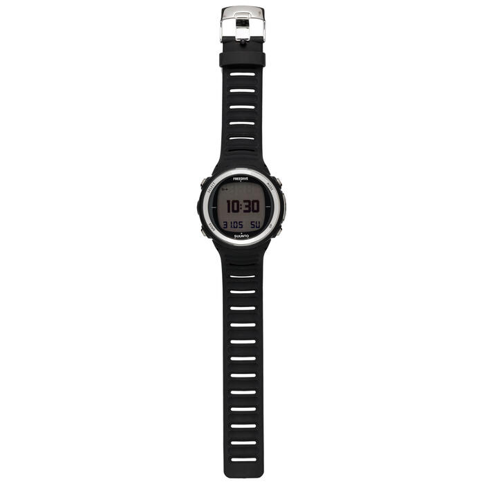 Relógio Computador de Apneia e Caça Submarina Suunto D4F