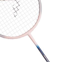 ADULT BADMINTON RACKET BR 190 SET PARTNER VIOLET PINK