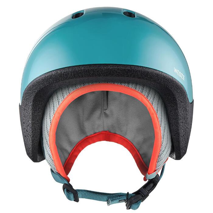Casque de ski / luge 2 en 1 bébé XXS / 44 - 49 cm bleu