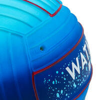 LARGE POOL BALL - SPACE BLUE
