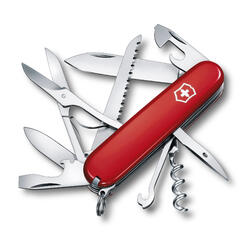 Canivete Suíço de Caminhada Huntsman 15 funções