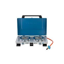 Fornello campeggio 400S kit XCELERATE con erogatore e tubo