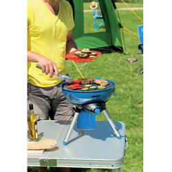 Réchaud camping 1 feu multi-cuissons Party Grill 400 CV