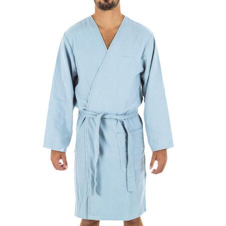 Unisex Lightweight Cotton Pool Bathrobe
