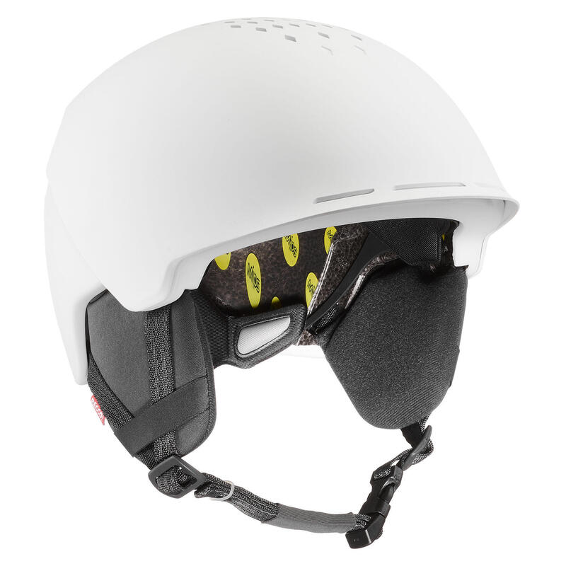 Cască schi freeride FR900 Mips Alb Adulți