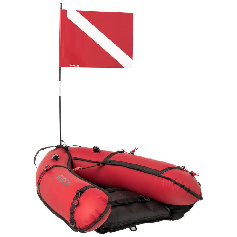 Tabla Hinchable Pesca Submarina Apnea SPF 500