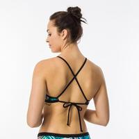 Haut de maillot de surf à dos dégagé Andrea Pagi — Femmes