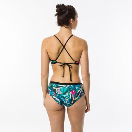 Women's ANDREA PAGI surfing swimsuit bikini top with hydrophobic cups