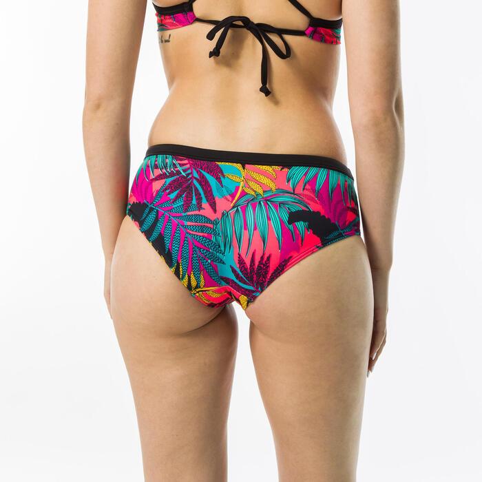 Cuecas Shorty de Surf VANINA Lovina Mulher Rosa com cordão de aperto