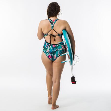 Maillot de bain femme 1 PIECE AGATHA PAGI avec double réglage dos