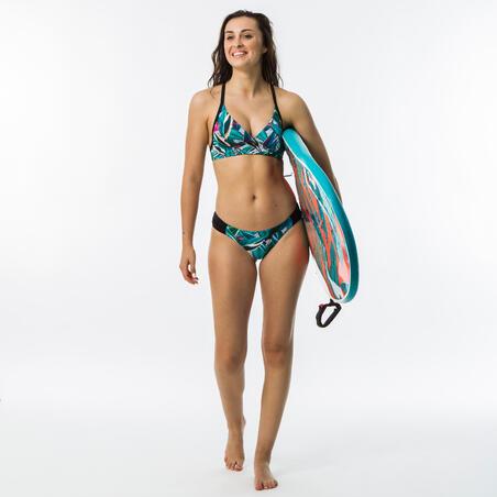 Bas de maillot de surf à taille basse Niki Pagi — Femmes