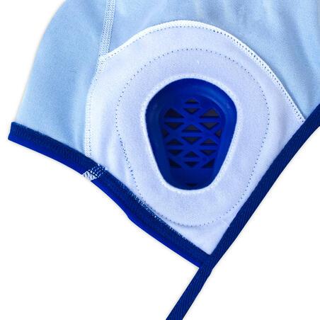 Gorro waterpolo 900 adulto Azul