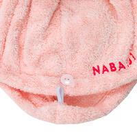 Swimming hair towel