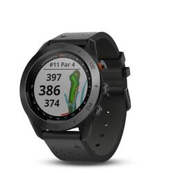 Gps-horloge Approach S60 Premium zwart