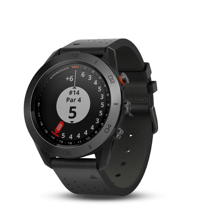 PRODUCTO OCASIÓN: Garmin Approach S60 Premium Reloj GPS Golf