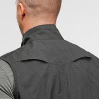 """Vīriešu ceļojumu/trekinga veste ar vairākām kabatām """"Travel100"""", pelēka"""