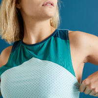520T cardio fitness tank top - Women