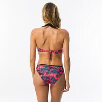 Tanga bottoms LULU Presana - Pink - Extreme high leg
