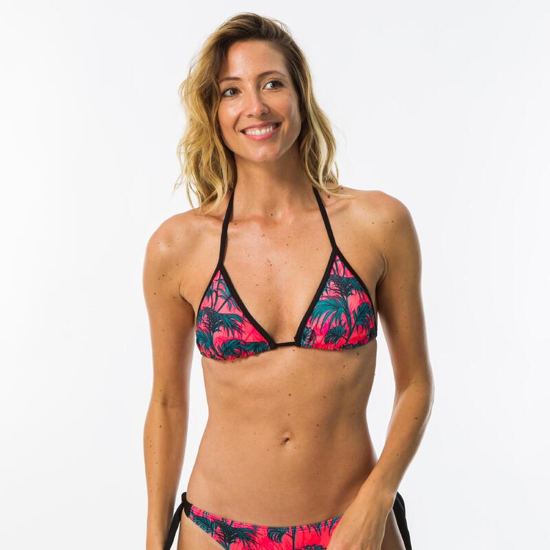 Triangle Bikinitop dames Mae Presana met schuifcups en pads