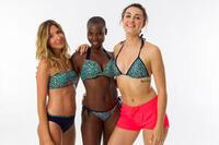 Short de surf Tini avec ceinture élastique et cordon de serrage– Femmes