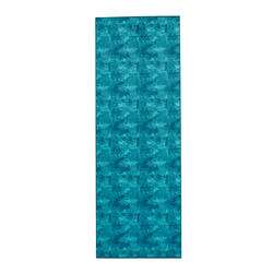 Comfort Yoga Mat 8 mm - Blue Jungle