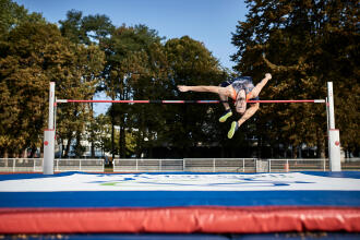 Kalenji athlétisme saut en hauteur