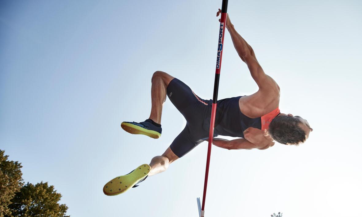saut en hauteur Kalenji Decathlon