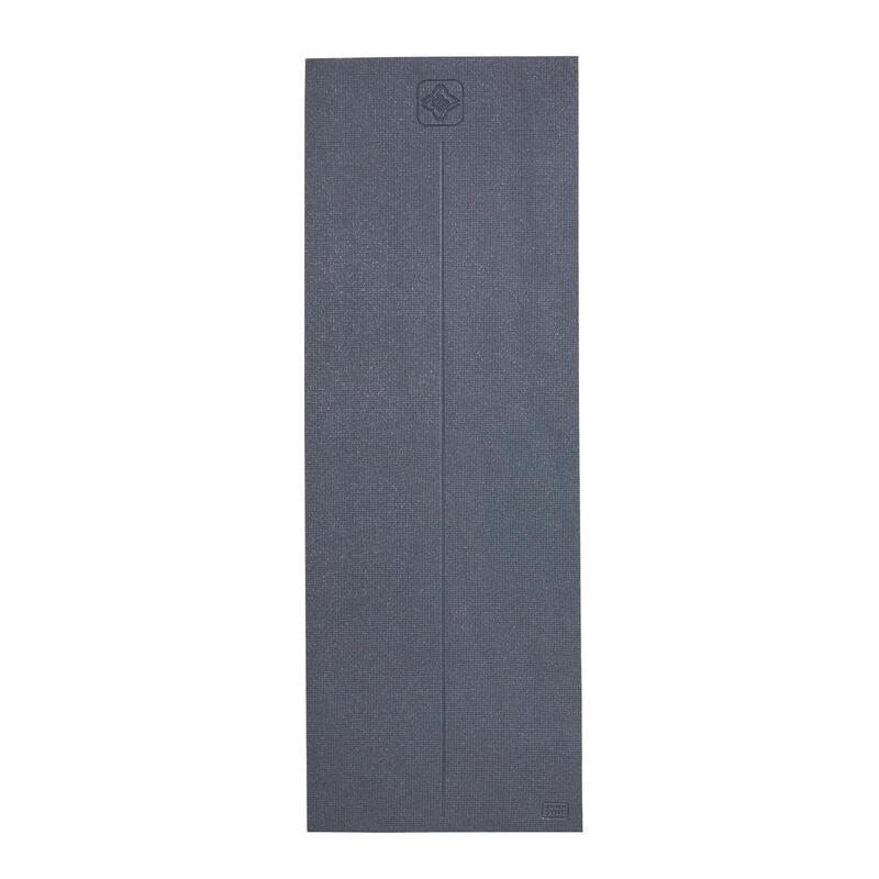 Tappetino yoga COMFORT 8 mm grigio 173x61cm
