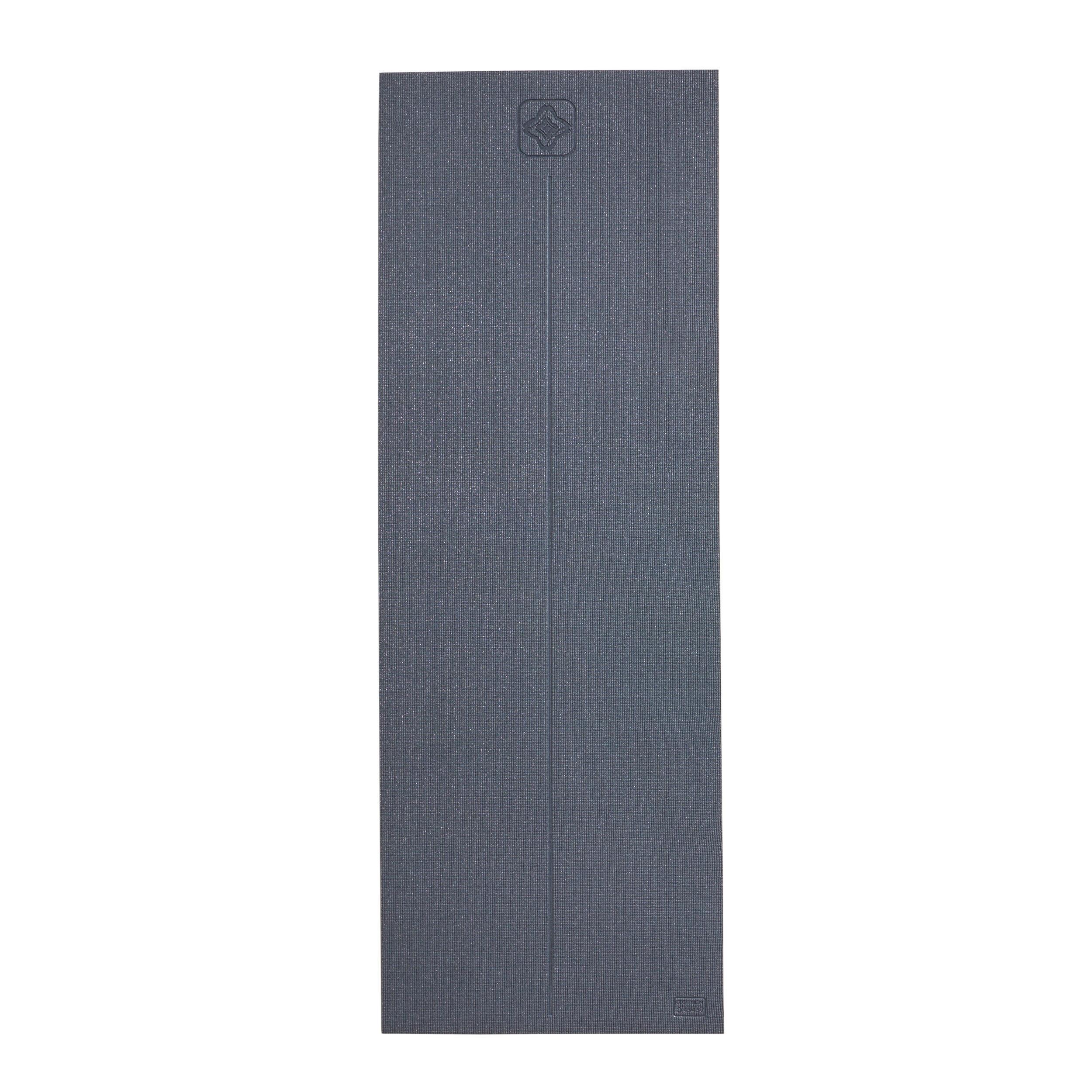 Saltea Yoga 8mm gri imagine