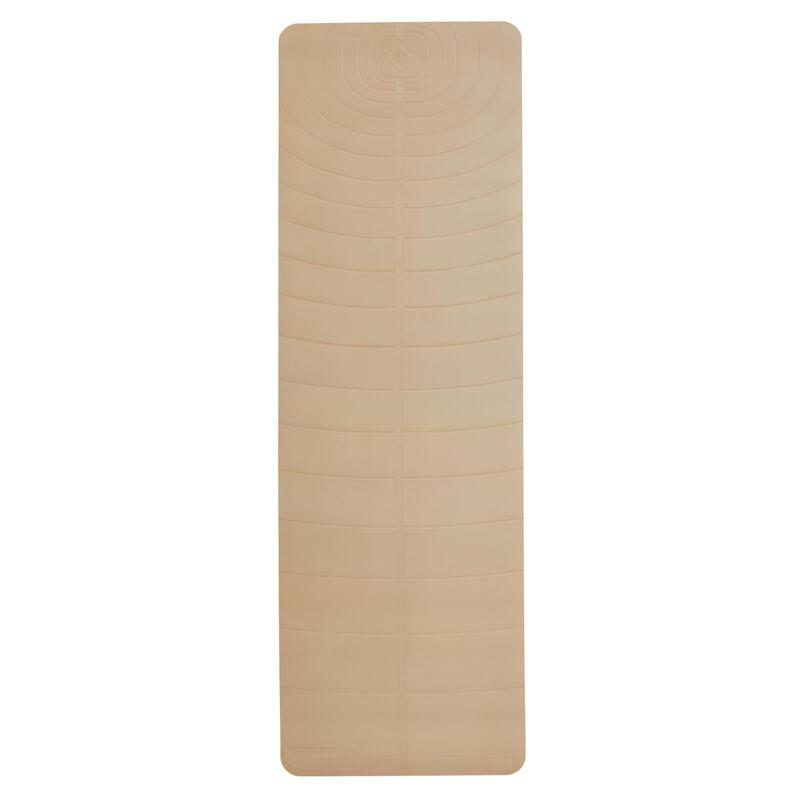 Light yoga mat