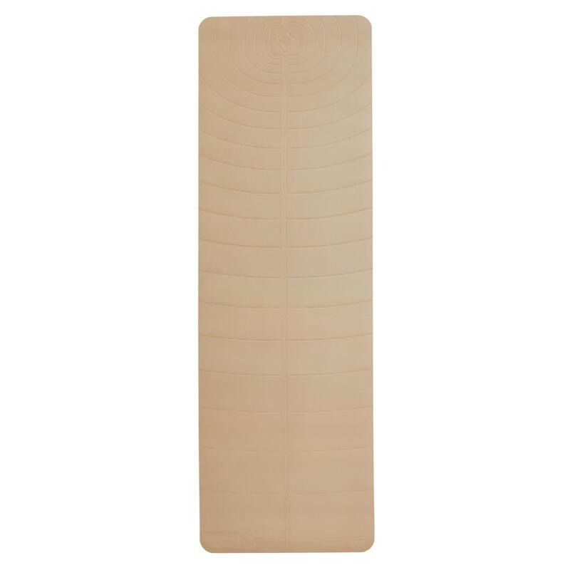 Light Yoga Mat 5mm - Beige