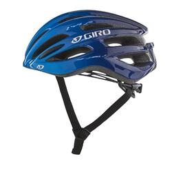 Casco ciclismo GIRO ANGON azzurro