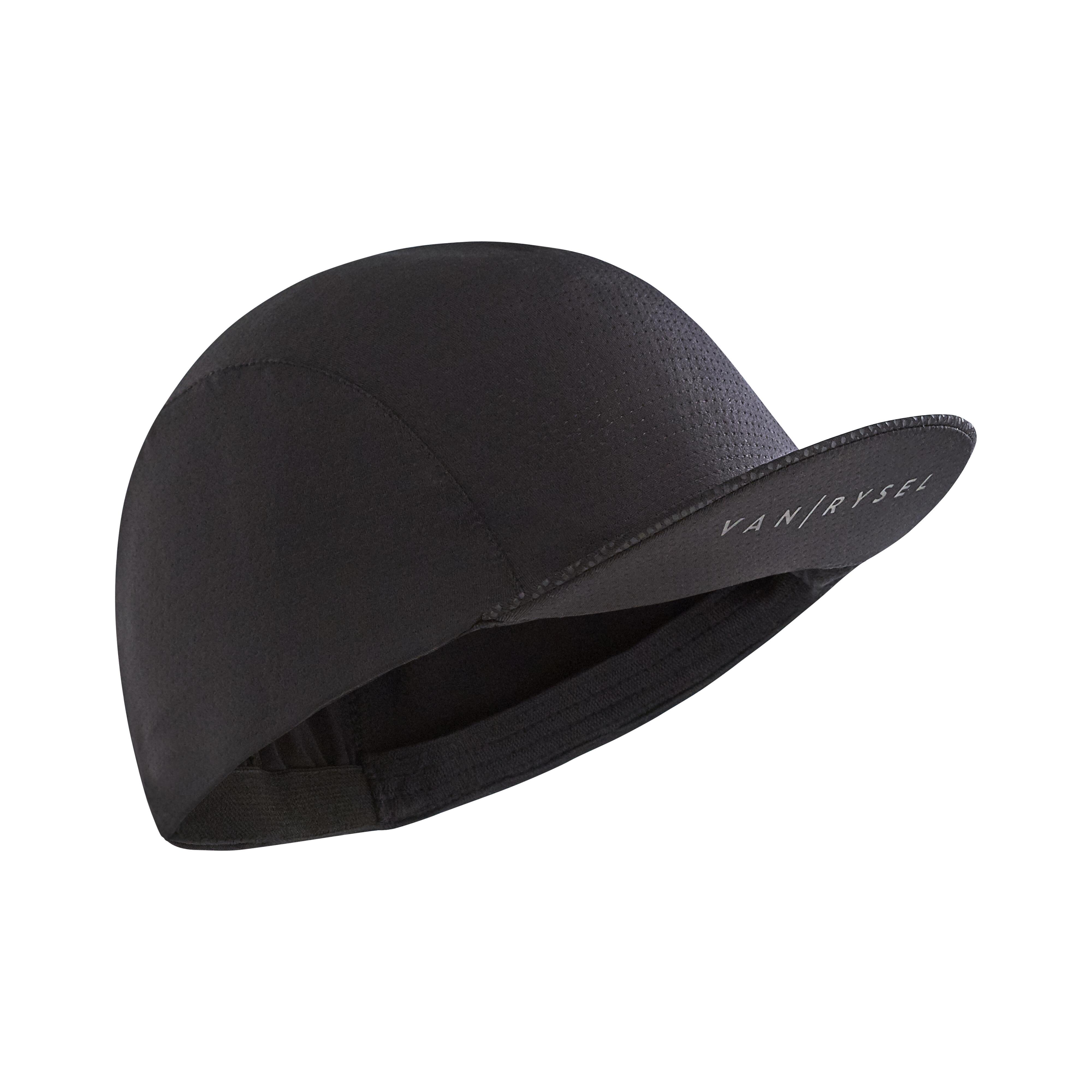 Șapcă ciclism ROADR 500 Negru