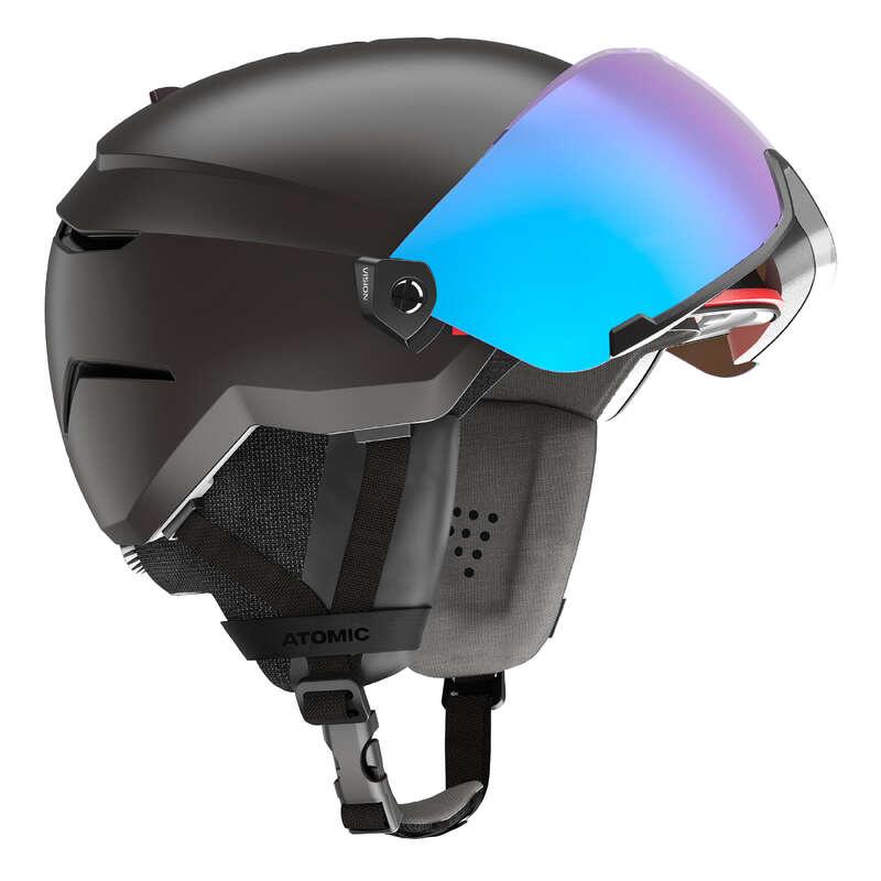Căşti schi/snowboarding adulţi Schi - Cască ATOMIC SAVOR VISOR ATOMIC - Echipament pentru schi
