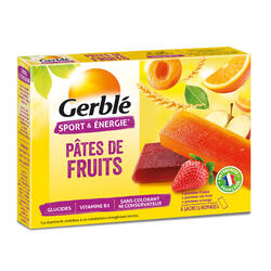 PÂTES DE FRUITS GERBLE
