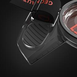 Daumenkompass Racer 900 rechts Orientierungslauf schwarz
